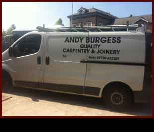 Andy Burgess Joinery